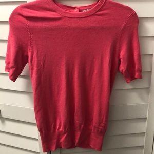 Zara short sleeve sweater top